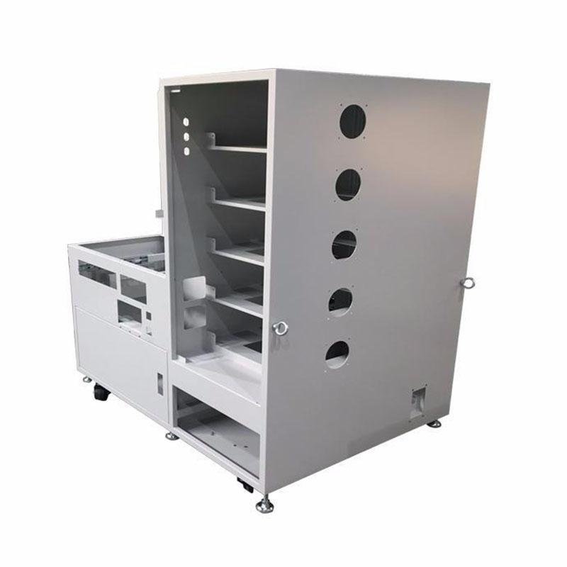 三灶成套设备钣金加工